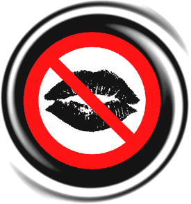 Bitte nicht küssen bei Lippenherpes! Praxis Karola Lahrmann Berlin